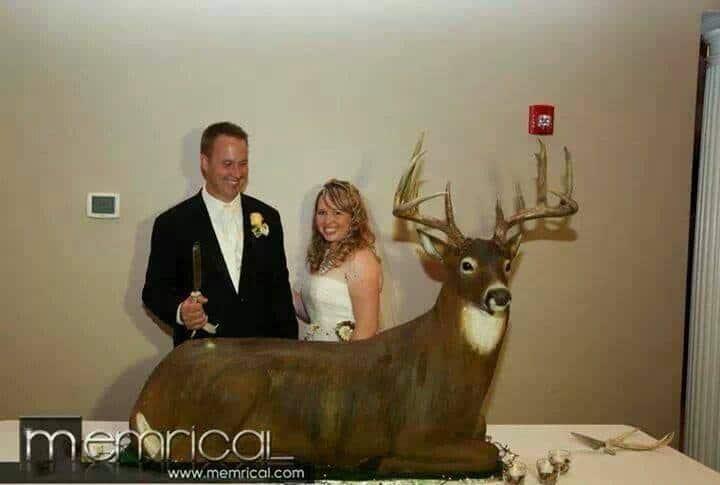 Deer Hunter Cakes Big Deer