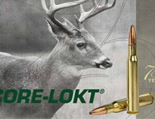 VIDEO: Remington Core-Lokt For Deer Hunting