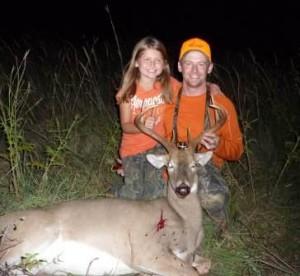 KS jay graber daughters 2010 buck