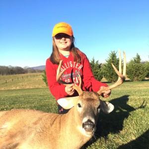 MD lexi first deer