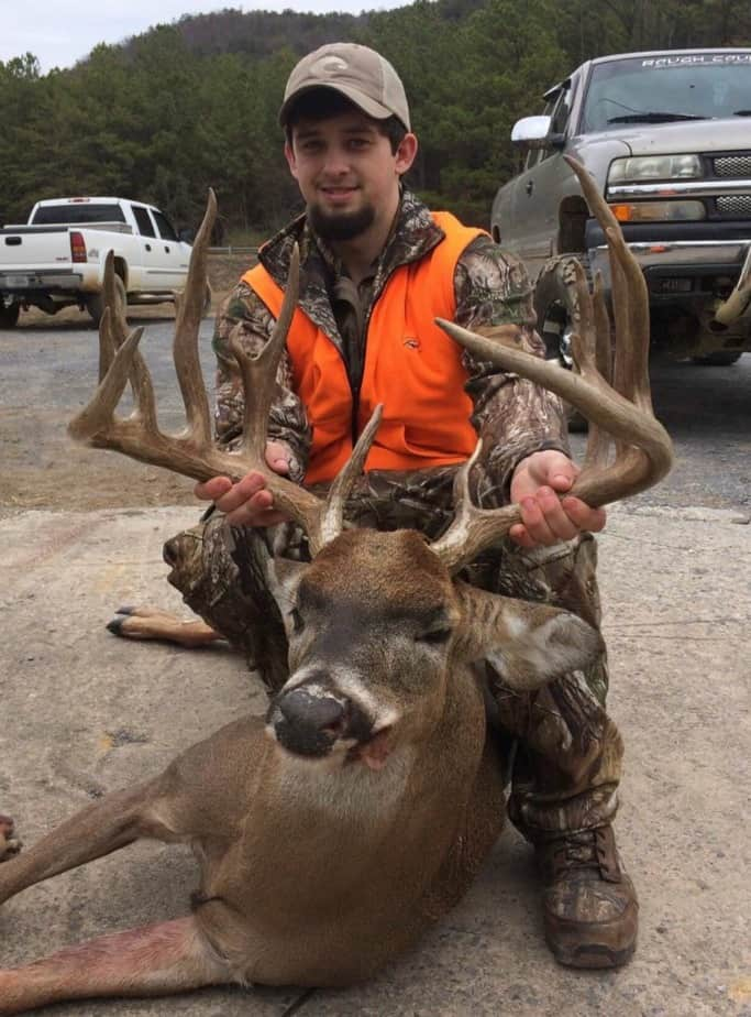 Mike Hanback's Big Deer, hunting advice and tips, latest ...