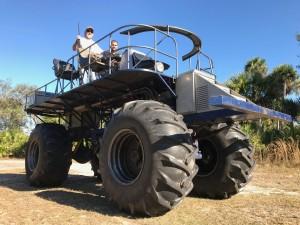 florida swamp buggy