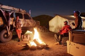 oregon desert camp