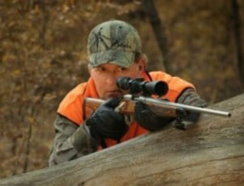 Don't Hunt With A Clean Rifle Barrel