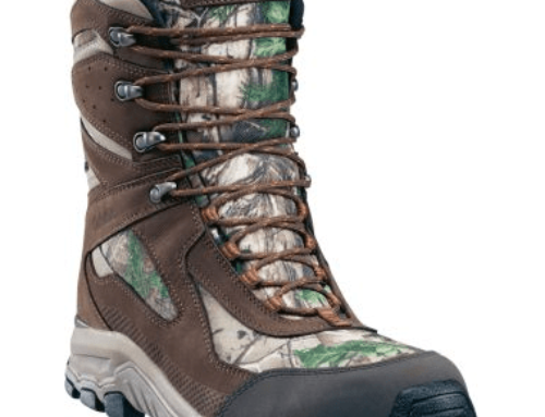Review: Cabela's Axis Hunting Boot