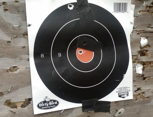 Rifle Sight-In Tip: Forget The Fliers
