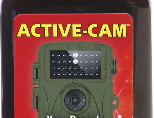 New Deer Scouting Scent: Active-Cam From Wildlife Research Center