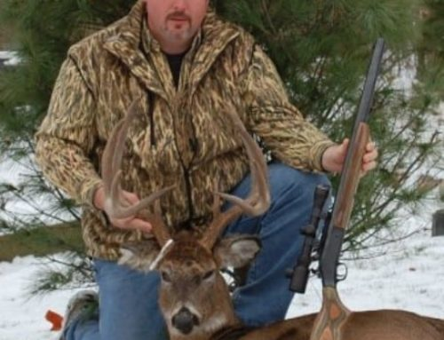 Ohio Cold-Front Big Buck