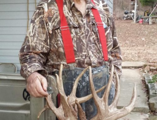 188 5/8-Inch Alabama Buck