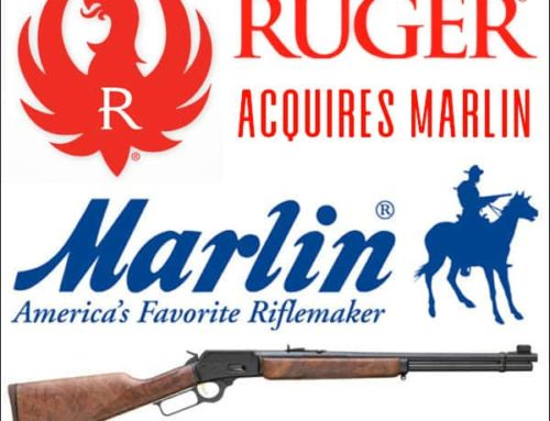 Ruger Acquires Marlin Firearms