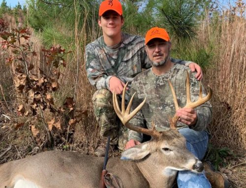 "Alabama Hunter Kills Camera-Shy 150"" Buck"