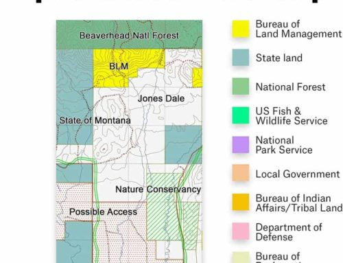 Expect Crowded Public Lands This Deer Season