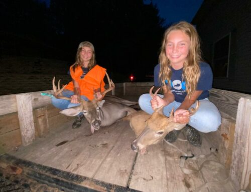 Michigan Youth Hunt Twin Success!